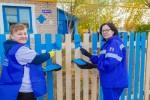 В поселке Самородово при содействии «Газпромнефть-Оренбурга» развивается волонтерство